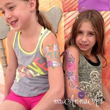 Sleeved Tattoos with custom names