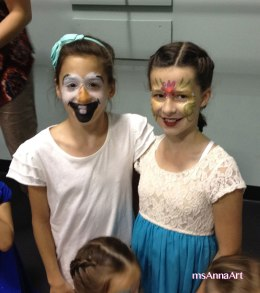 Olaf and Anna for https://www.facebook.com/pages/Dance-and-Music-Academy/181964811814022 Summer Camp Performance